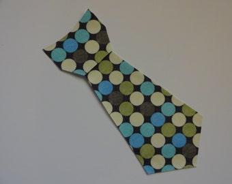 Iron On Dots Tie Applique