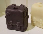 Back Bag Silicone Soap Mold ( Soap Republic )