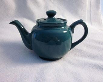 restaurant ware individual size coffee pot tea pot pine green