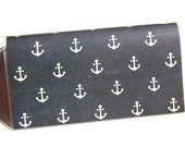CHECKBOOK COVER - Anchors Aweigh