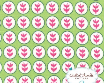 Summersville Spring by Lucie Summers - Sapling Lime Juice (31714-13) - 1 Yard