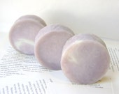 Blackberry Cream Shampoo, Handmade Solid Shampoo Bar