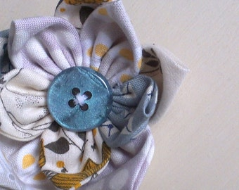 Funky Vintage Inspired Corsage