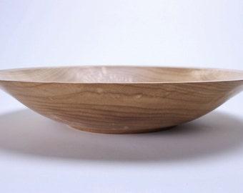 """Myrtle Wooden Bowl #1042 11 1/4"""" X 2 1/8"""""""