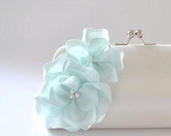 Bridal Clutch - Something Blue