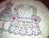 Nana's Chair Pattern