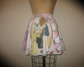 Custom made to Order Skater Skirt with character fabric of your choosing