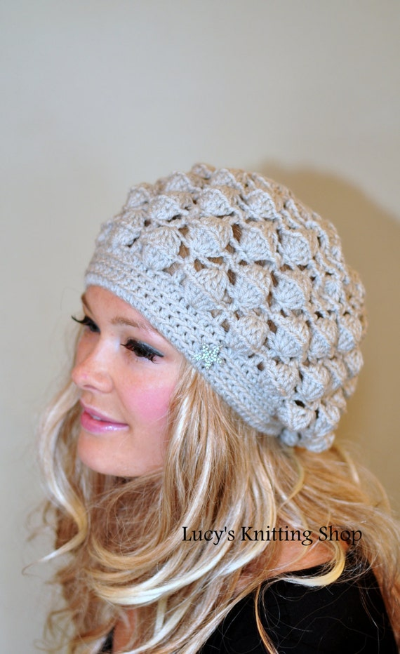 items similar to slouchy beanie hat summer hat