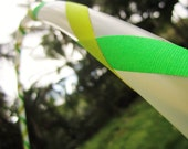 ADD ON ChOoSe 2 CoLoRs, Criss-Cross Grip Tape For Your Hiptronic Polypro Hula Hoop!