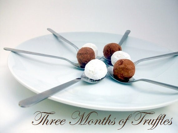 Truffle of the Month Club (3 months)