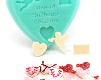 Valentine's Day Silicone Mold