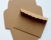 Mini Envelopes in Kraft