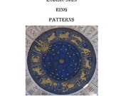 12 Ring Patterns - Signs of the Zodiac