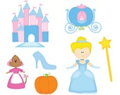 Princess Cliparts Personal and commercial use