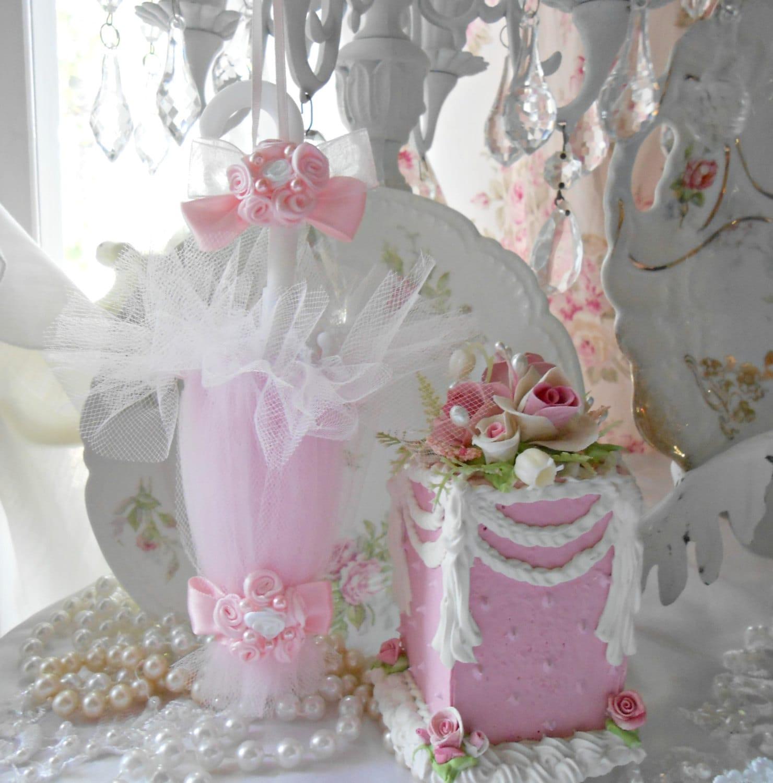 Pink Parasol Princess Rose Parasol Shabbydazzle Victorian Pink