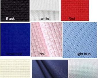 Popular Items For Cross Stitch Fabric On Etsy