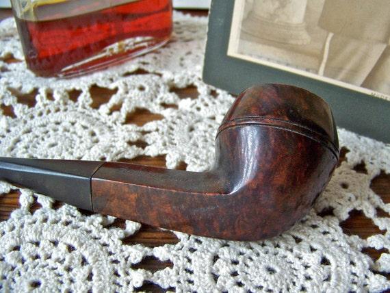 Vintage Wally Frank Tunisian Briar Smoking Pipe