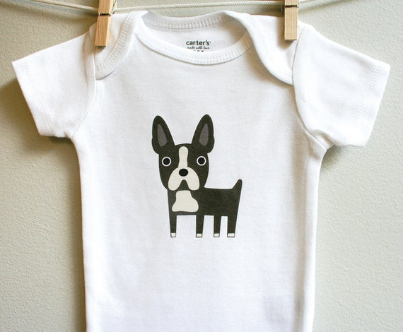 Boston Terrier Baby Boy Clothes