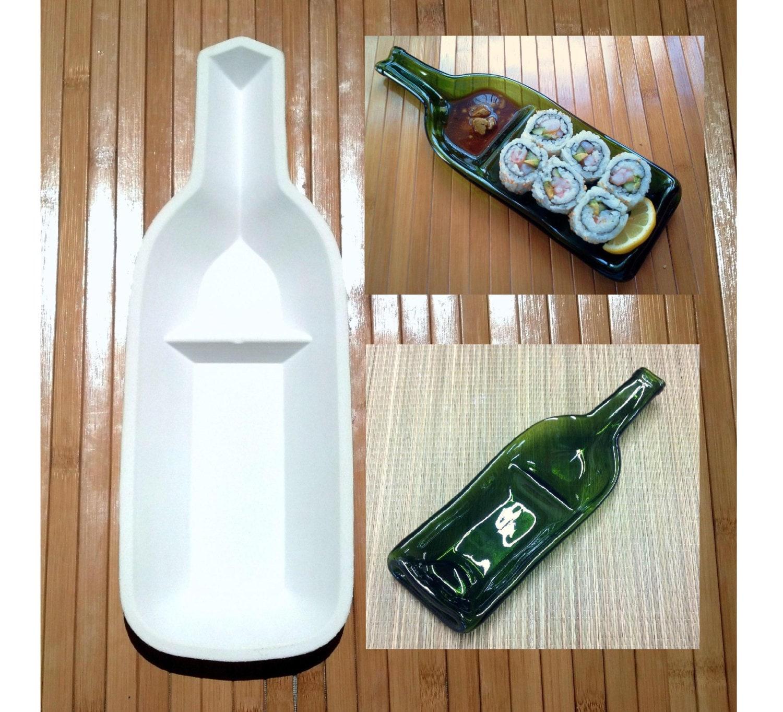 Wine Glass Molding Wine Bottle Slumping Mold