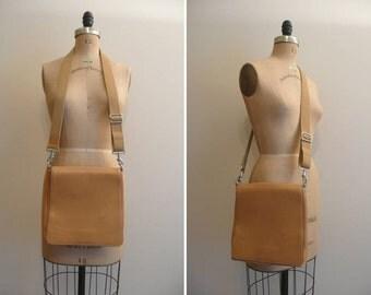 Vintage Coach Messenger Leather Bag Purse