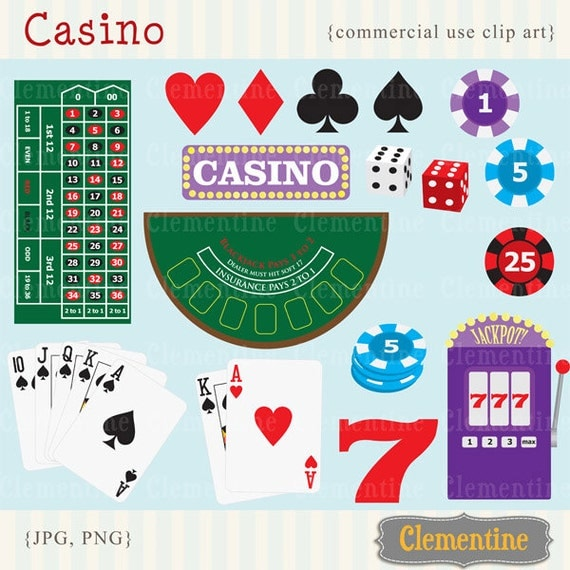 Casino Slot Machine Clip Art