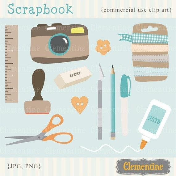 Scrapbook clip art scrapbook clipart camera clip art images