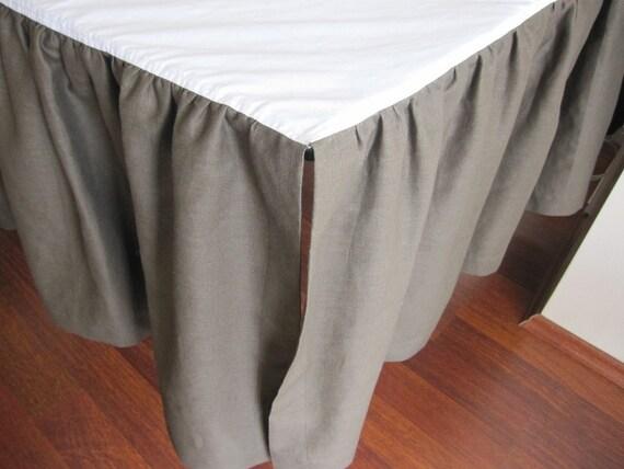 jupe de lit berceau juponnage juponnage base couvre lit. Black Bedroom Furniture Sets. Home Design Ideas