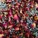 2lbs Organic ROSE & LAVENDER Wedding Toss, Ecofriendly Wedding Flowers Mix, Biodegradable Favors Sachet Bulk Petal Bud Lavendar 910g 1kg