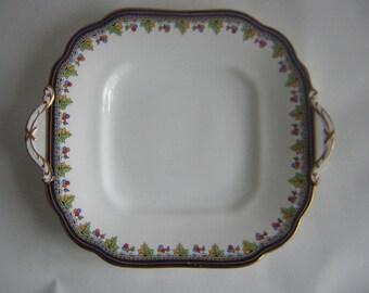 Vintage Decorative Ivy Aynsley Plate