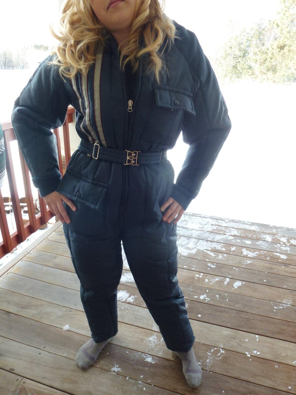 Vintage Snowmobile Suits 55