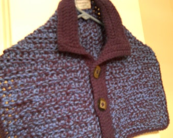 Male Neckwarmer with buttons