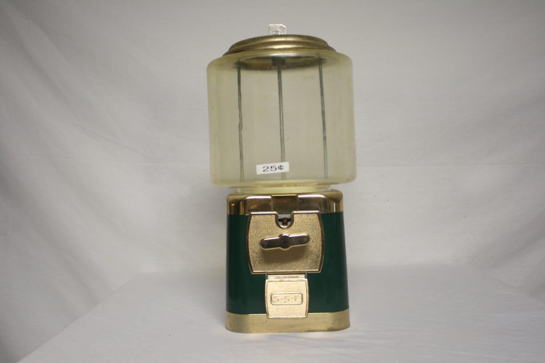 25 cent gumball machine