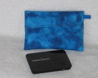 Hotspot DataJack Cover -  Fabric Mobile Internet Case - Padded