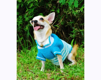 DOG CLOTHES: CROCHET PATTERNS FOR DOG CLOTHES