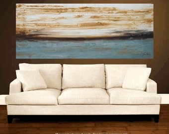 painting, landscape painting wall art , abstract painting  jolina anthony signet  express shipping
