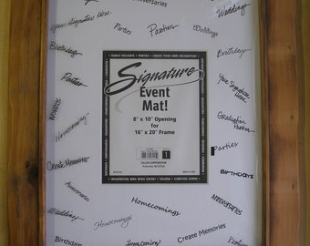 Popular Items For Signature Mat On Etsy