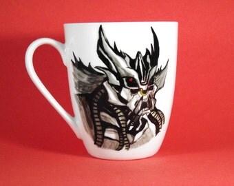 Transformers Inspired Crankcase Mug