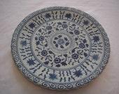 Destash Blue China Seymour Mann Plate