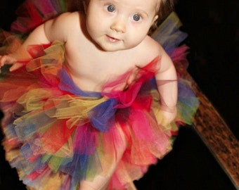 Partytime tutu great for birthdays, photos and gifts
