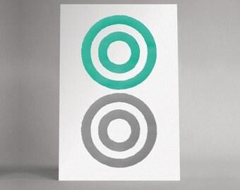 Untitled III (Double Target)