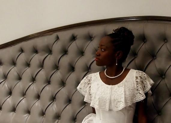 Gunne Sax wedding or party dress,  M