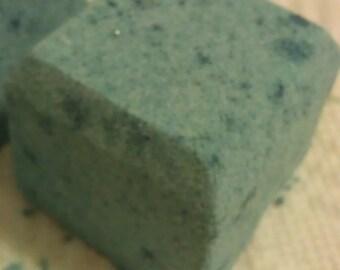 cubed bath bomb / bath fizzy