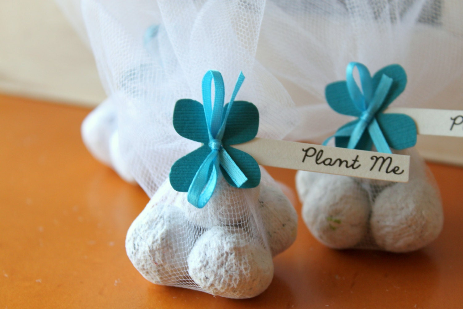 Wedding Gifts For Guests Unique wedding favor plantable