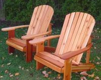 """Adirondack Chair - Buy a """"PAIR"""" and SAVE - Delivery Philadelphia Area!!"""