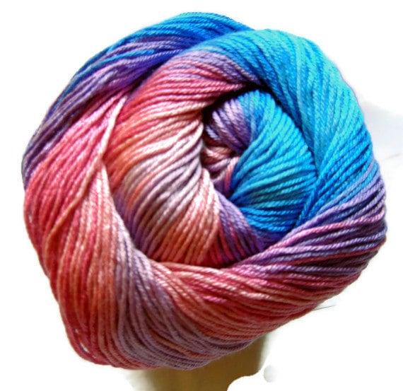 Yarn Supply : Yarn supply: Alize Diva Batik Design Yarn with silk by HandyFamily