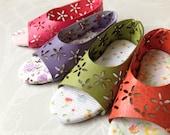 Summer sandals for Minifee, Shoes JID, MSD, BJD, Mori Style on box