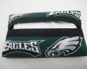 Philadelphia Eagle Football Team  Tissue Holder (Cozy)