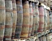Fine Art Photography 11x14 Bushmill barrels Co Antrim, Northern Ireland
