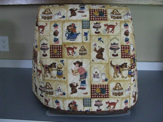 5 6 Quart Quilted Kitchenaid Stand Mixer Cover By