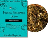 New and Improved - Herbal Pregnancy Blend - 4 oz